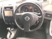 interior photo of car NT31 - 2008 Nissan X-trail 20S 4WD - pearl-white
