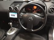 interior photo of car KJ10 - 2008 Nissan Dualis 20G - silver