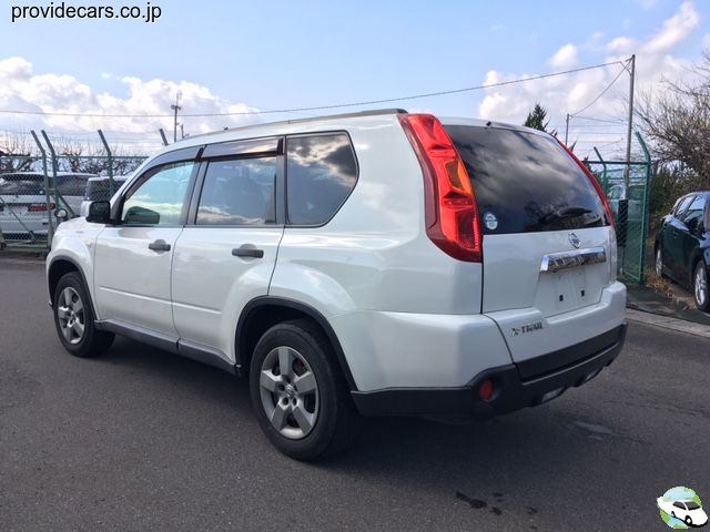 15773888 of car NT31 - 2008 Nissan X-trail 20S 4WD - pearl-white